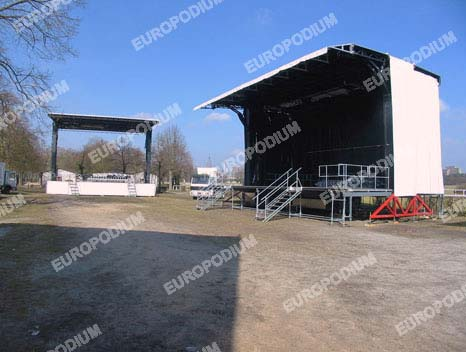 Transportable Stage