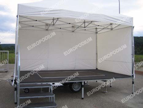 MOBILE STAGE - PRO 13